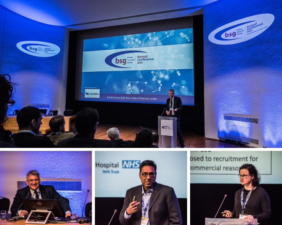 BSG Conference 2020 - British Sarcoma Group